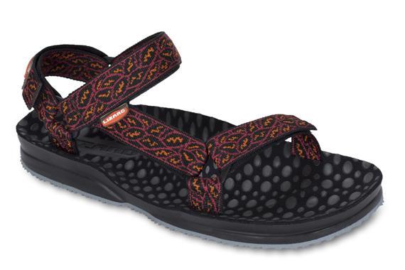 Сандали CREEK IIIСандалии<br><br> Стильные спортивные мужские трекинговые сандалии. Удобная легкая подошва гарантирует максимальное сцепление с поверхностью. Благ...<br><br>Цвет: Красный<br>Размер: 36