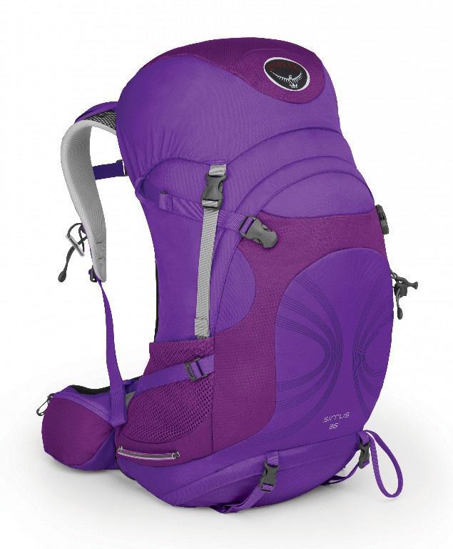 Рюкзак Sirrus 36Рюкзаки<br><br><br>Цвет: Фиолетовый<br>Размер: 36 л