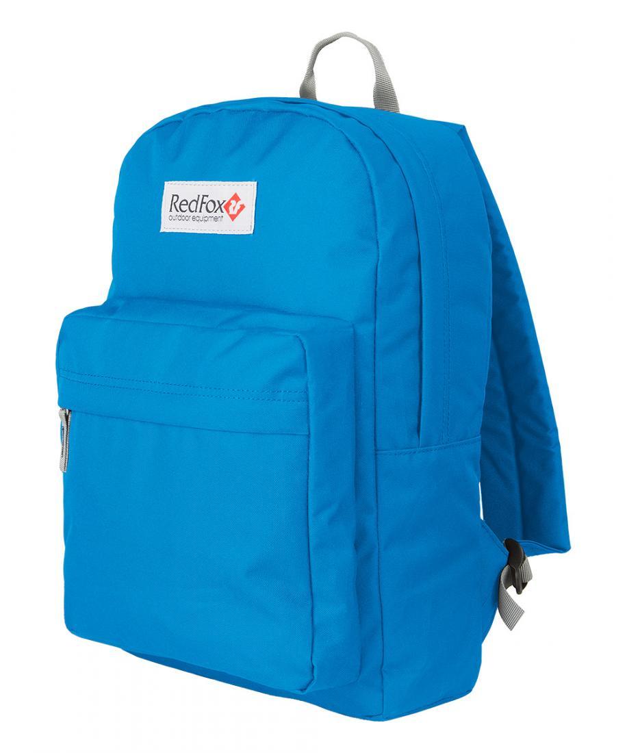 Рюкзак Bookbag M1Рюкзаки<br>Bookbag M1 – удобный городской рюкзак. Модель представлена в нескольких цветах.<br><br>одно отделение<br>в комплекте пенал-карман на молнии<br>объемный наружный карман<br>смягчающие вставки в дне и спине<br>материал:...<br><br>Цвет: Кобальт<br>Размер: 25 л