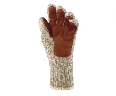 Перчатки 9300 RAGG AND LEATHER GLOVEПерчатки<br><br><br>Цвет: Коричневый<br>Размер: S