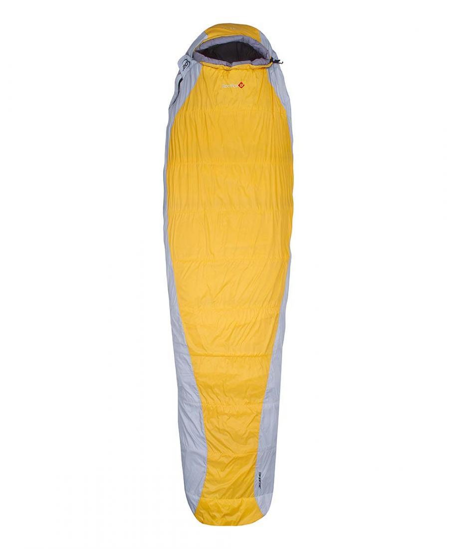 Red Fox Спальный мешок Arctic-20 right (XL Long, 4370/желтый/св.серый, , , SS17)