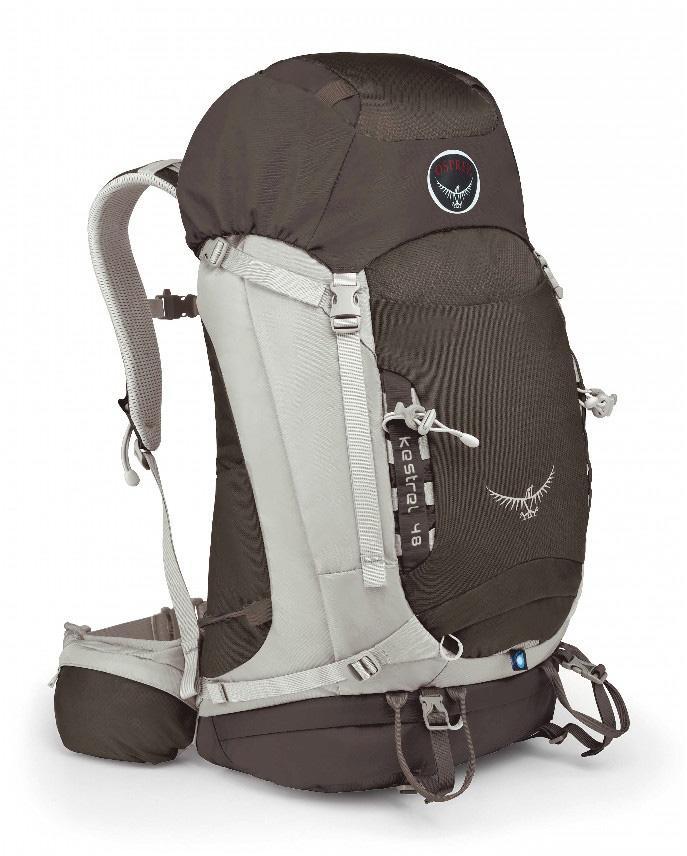 Рюкзак Kestrel 48Туристические, треккинговые<br><br> Универсальные всесезонные рюкзаки серии Kestrel разработаны для самых разных видов Outdoor активности. Специальная накидка от дождя защитит рюкзак и вещи от промокания. Хорошо вентилируемая регулируемая спина AirSpeed™ позволяет сбалансировать цент...<br><br>Цвет: Серый<br>Размер: 46 л