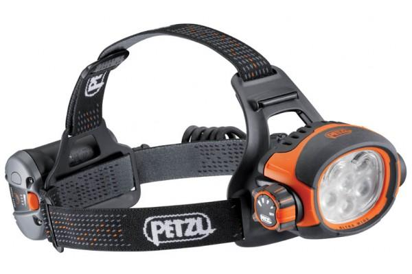 Petzl Фонарь ULTRA WIDE Черный фонарь petzl ultra rush belt e52 b white black