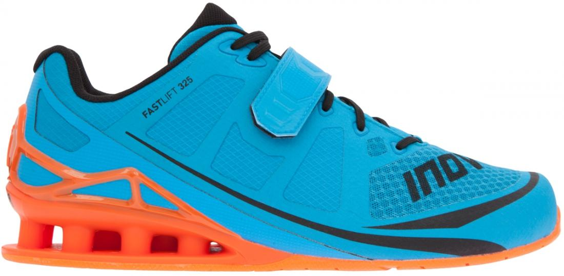 Кроссовки мужские FastLift 325Бег, Мультиспорт<br><br><br>Цвет: Голубой<br>Размер: 7.5