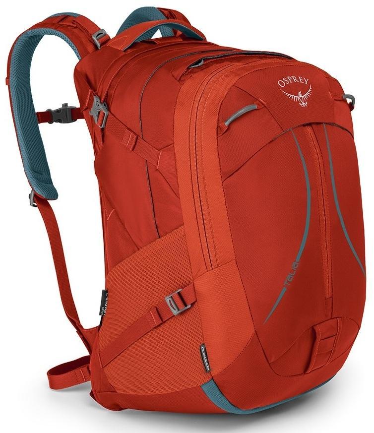 Рюкзак Talia 30Городские<br>Рюкзак Talia 30 — топовый рюкзак для активного повседневного использования. Благодаря вентилируемой спине AirSpeed™ и лямкам с подкладкой из сетки, вам будет комфортно даже в жарких условиях. <br>Talia 30 разработан с учетом женской анатомии. Ключ...<br><br>Цвет: Голубой<br>Размер: None