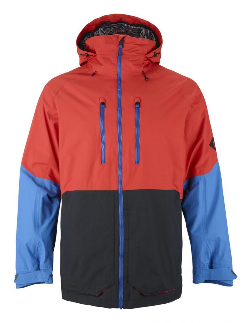 Куртка г/л MB WARREN JKКуртки<br>Мужская куртка Warren JK создана для тех сноубордистов, кто ценит безупречность и свободу во всем. Она не сковывает движений, защищает от холода и перегрева, а эффект-ный дизайн модели не останется незамеченным на склоне.<br> <br> Особенности<br>&lt;ul...<br><br>Цвет: Красный<br>Размер: S