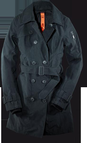 Куртка утепленная жен.SohoКуртки<br>G-Lab Soho – стильный укороченный двубортный плащ с ремнем на талии, подчеркивающим фигуру. Эта трендовая вещь – идеальный выбор для жительницы большого города и всегда будет на пике популярности.<br><br>Трехслойная дышащая ткань защищает от ве...<br><br>Цвет: Черный<br>Размер: XS