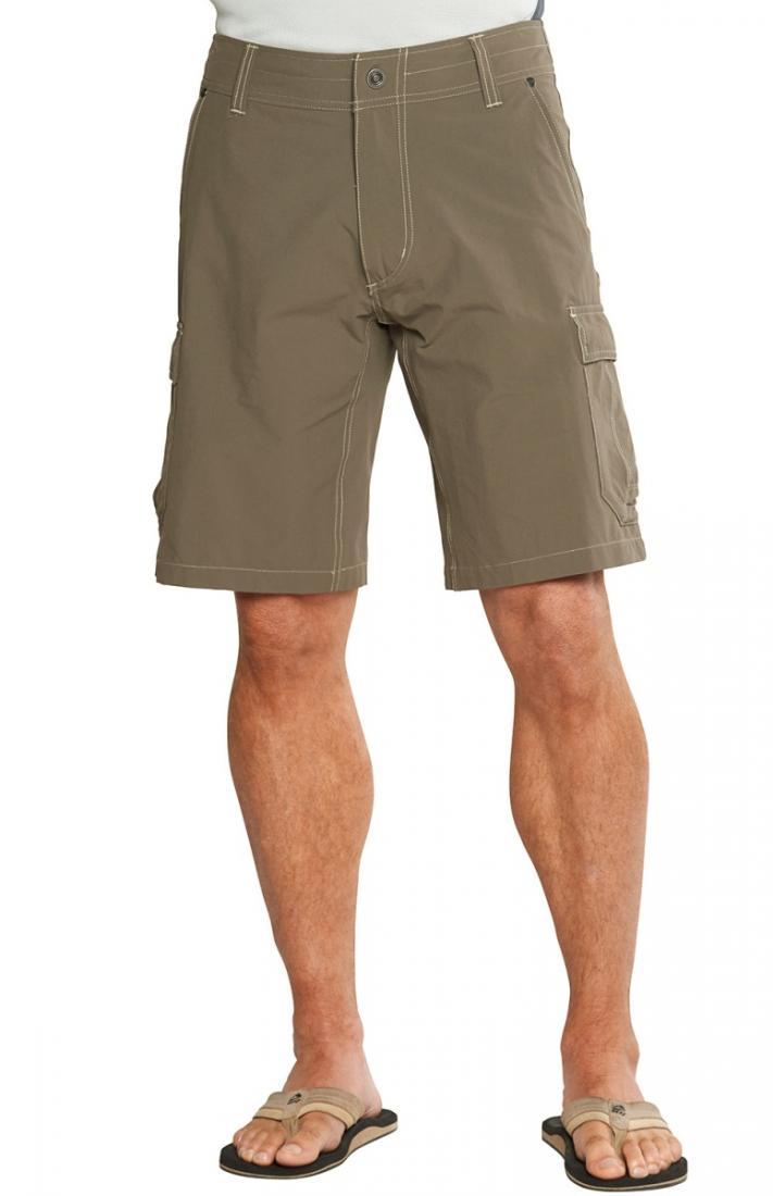 Шорты Raptr Cargo муж.Шорты, бриджи<br><br> Практичные мужские шорты Raptr Cargo Short от компании Kuhl нравятся всем, кто любит активный отдых и прежде всего ценит в одежде свободу и комфорт. Модель сшита из синтетической эластичной ткани, благодаря чему хорошо держит форму и не сковывает д...<br><br>Цвет: Бежевый<br>Размер: 38