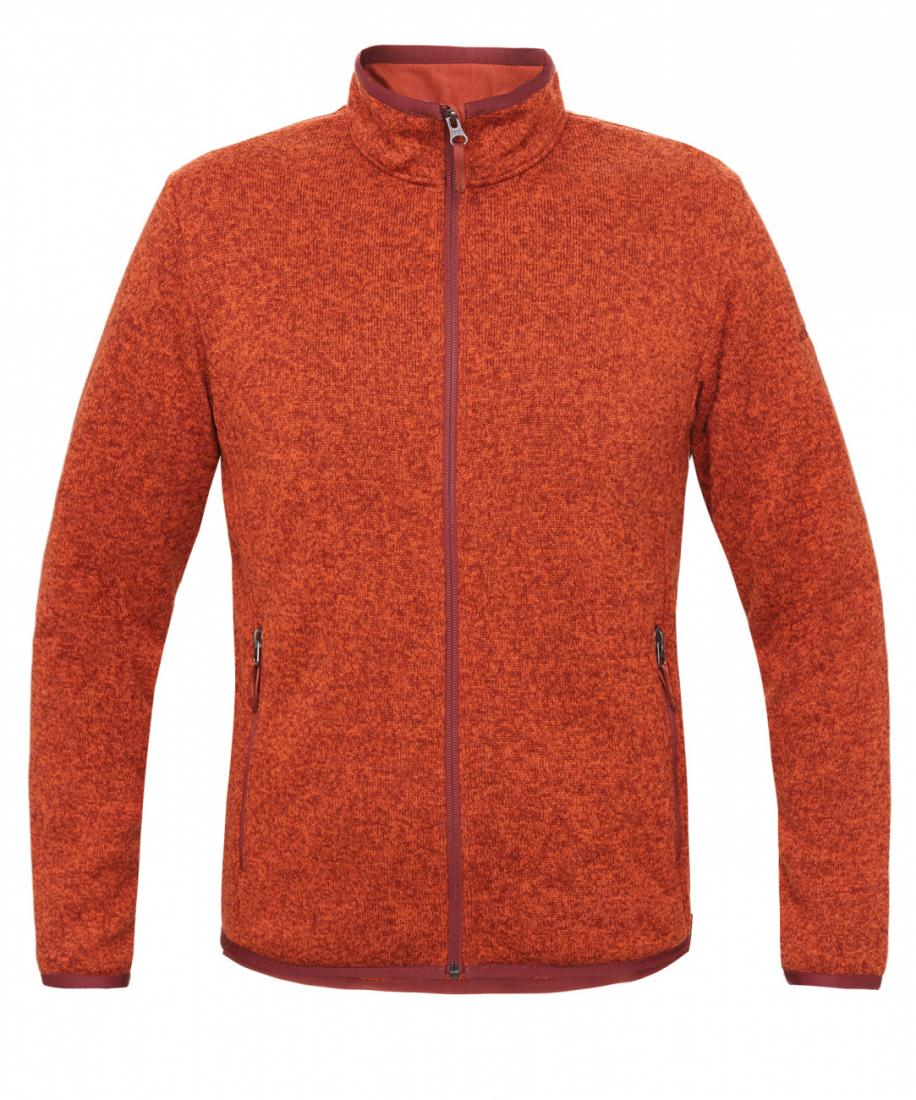 Куртка Tweed III МужскаяКуртки<br><br> Теплая и стильная куртка для холодного временигода, выполненная из флисового материала с эффектом«sweater look». Отлично отводит влагу, сохраняет тепло,легкая и не громоздкая.<br><br><br>основное назначение: Повседневное городскоеисполь...<br><br>Цвет: Синий<br>Размер: 50