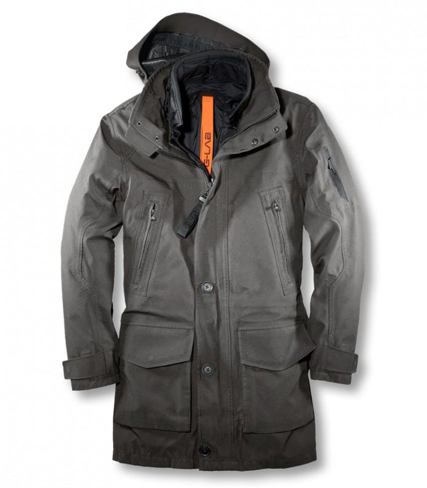 Куртка утепленная муж.Explorer IIКуртки<br>Каждый мужчина нуждается в классической парке!<br>Парка EXPORER II – надежная защита  для холодной зимы в городских условиях.!<br>Стильная, ...<br><br>Цвет: Серый<br>Размер: M