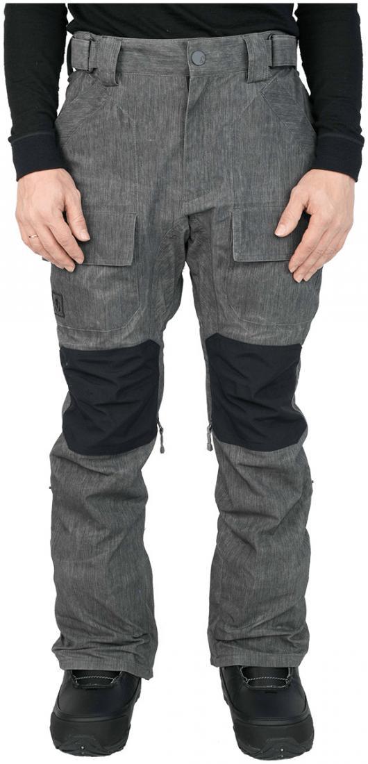Брюки Camp ЖенскиеRed Fox<br>Теплые спортивные брюки свободного кроя. Обладают высокими дышащими и теплоизолирующими свойствами. Могут быть использованы в качестве среднего утепляющего слоя в холодную погоду.<br><br><br> Основные характеристики<br><br><br><br><br>анатомическая форма коленей<br>...<br><br>Цвет (гамма): Черный<br>Размер: 50