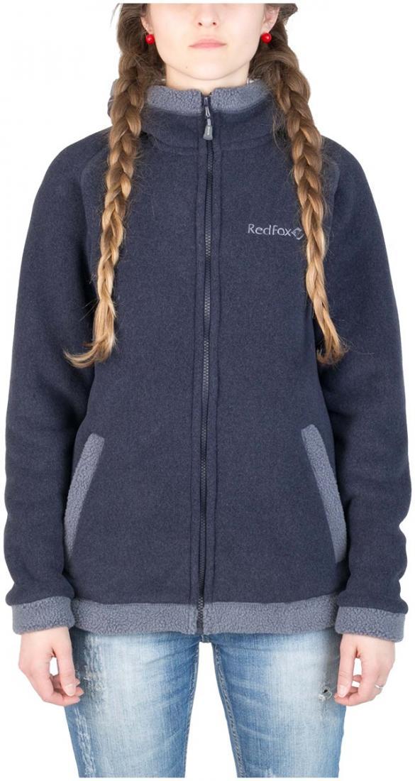 Куртка Cliff III ЖенскаяКуртки<br>Модель курток Cliff  признана одной из самых популярных в коллекции Red Fox среди изделий из материалов Polartec®: универсальна в применении, обладает стильным дизайном, очень теплая. <br><br>основное назначение: Загородный отдых<br>женс...<br><br>Цвет: Темно-синий<br>Размер: 48