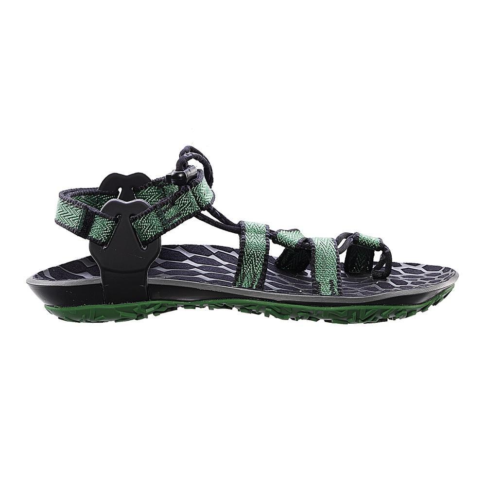 Сандалии KIOTA H2O WСандалии<br>Сандалии KIOTA H2O W для людей любящих открытый воздух и природу. Идеально подходят для прогулок, путешествий и просто отдыха. <br><br><br> Легкие высококачественные сандалии с особенной подошвойCocoonанатомической формы, изготов...<br><br>Цвет: Зеленый<br>Размер: 42