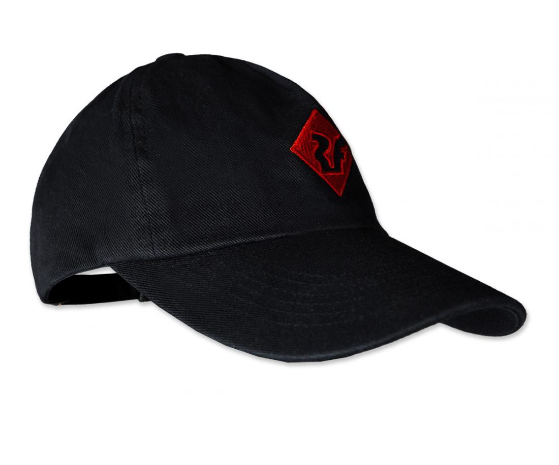 Бейсболка RF 6111 Diamond LogoБейсболки<br>Бейсболка с логотипом в виде ромба. <br><br><br>Материал – хлопок.<br>Единый размер.<br><br> <br><br>Цвет: Черный<br>Размер: None
