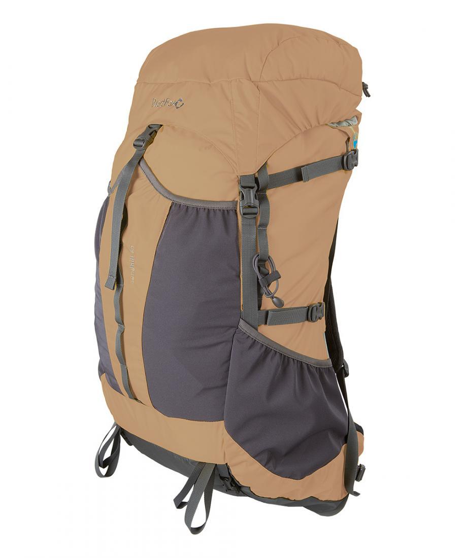 Рюкзак Sand Hill 65Туристические, треккинговые<br>Sand Hill 65 – облегченный треккинговый рюкзак. Благодаря вентилируемой конструкции спины модель прекрасно подходит для путешествий в жаркую погоду<br><br>назначение: треккинг<br>подвесная система Air Vent<br>клапан с карманом ...<br><br>Цвет: Бежевый<br>Размер: None