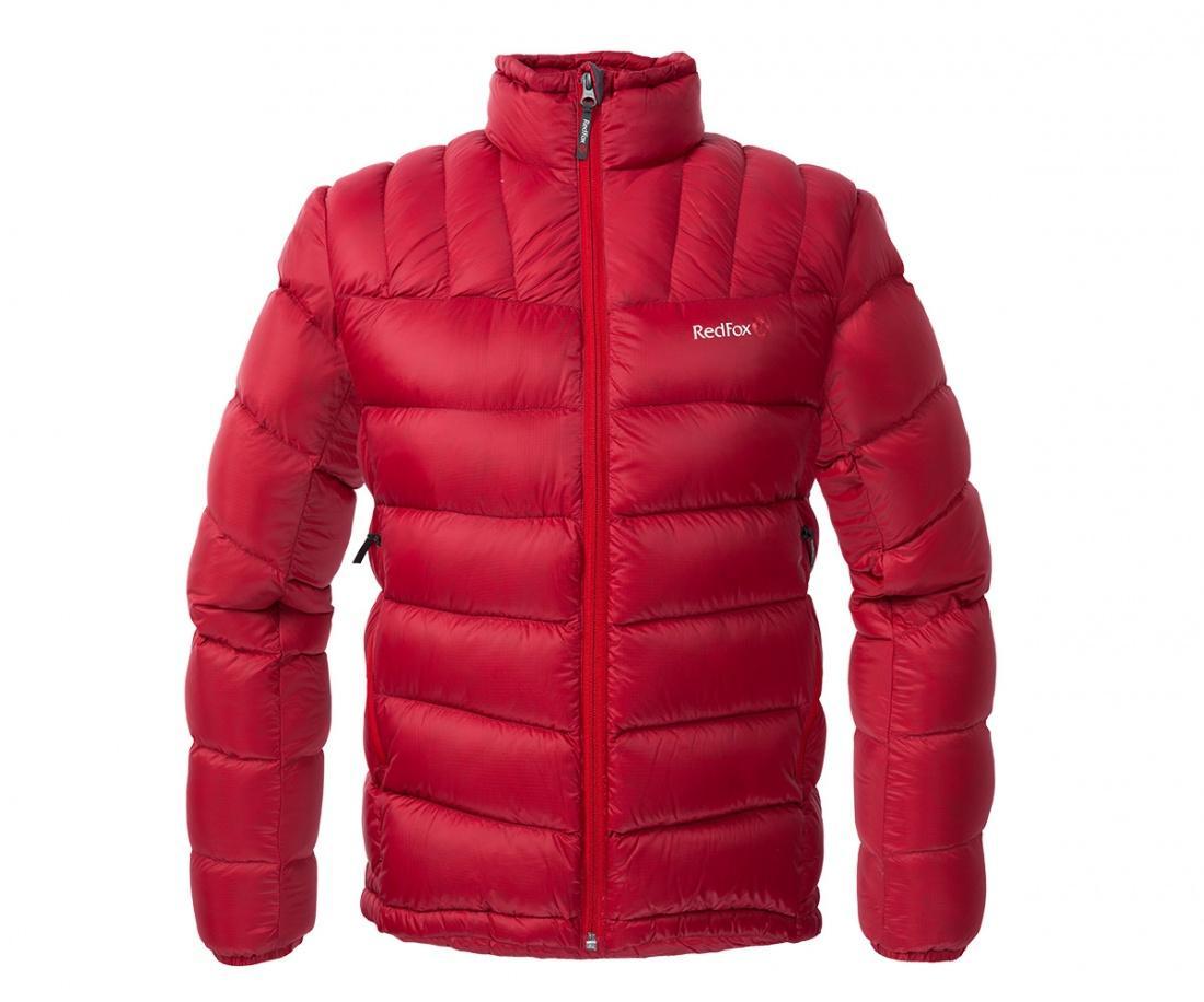 Куртка пуховая EverestКуртки<br><br><br>Цвет: Бордовый<br>Размер: 56