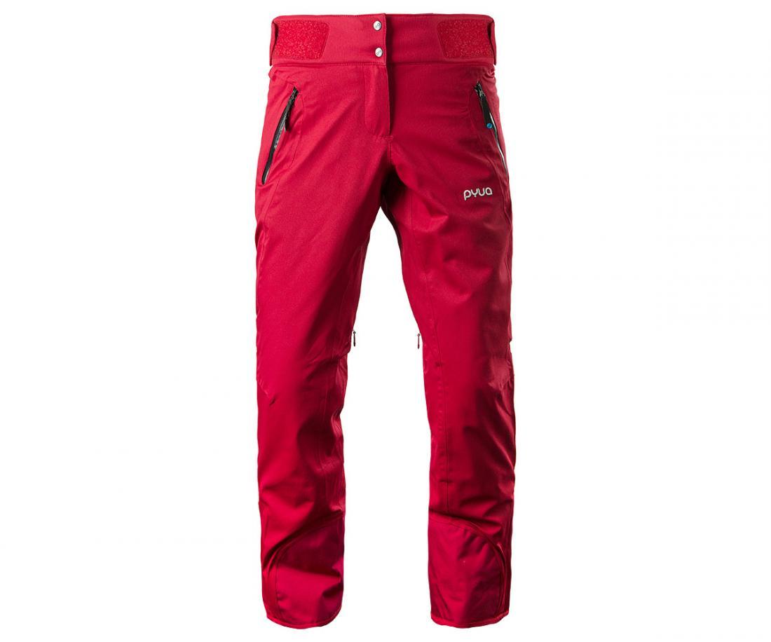 Брюки Lofty жен.Брюки, штаны<br>Даже во время активного отдыха и занятий спортом на свежем воздухе можно выглядеть стильно и элегантно, если вы в брюках Pyua Lofty. Они идеаль...<br><br>Цвет: Красный<br>Размер: S
