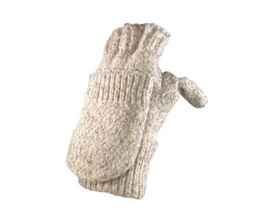 Перчатки 9666 GLOMITTПерчатки<br>Перчатки, трансформирующиеся в варежки. Высококачественная грубая шерсть сохраняет руки в тепле. <br><br><br>Анатомическая вязка<br>Те...<br><br>Цвет: Серый<br>Размер: S