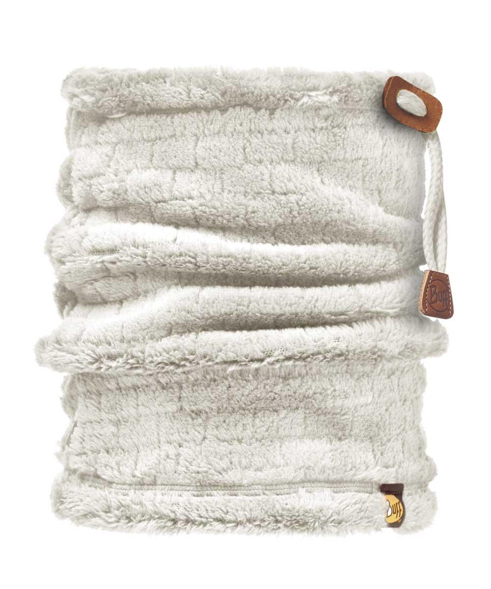 Шарф NECKWARMER ThermalШарфы<br><br> NECKWARMER Thermal – теплый и удобный шарф-труба от бренда Buff с возможностью модификации: модель легко растягивается, превращаясь в маску, балаклаву, шапку или бандану. Ворсистый материал Thermal Pro Polartec отлично греет, что позволяет использо...<br><br>Цвет: Белый<br>Размер: 53-62