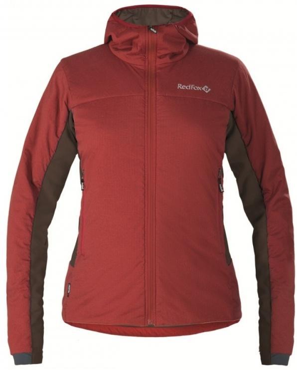 Куртка утепленная Alpha Pro ЖенскаяКуртки<br>Снаружи легкая и компактная куртка Alpha Pro выполнена из прочного, устойчивого к механическомувоздействию нейлона. Функциональная пропитка DWR в течение длительного времени сохраняет водоотталкивающие свойства. В изделии применен высокотехнологичный у...<br><br>Цвет: Бордовый<br>Размер: L