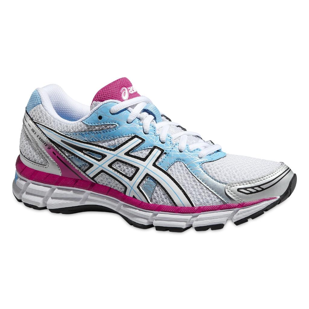 Кроссовки GEL-OBERON 9 женскиеБег, Мультиспорт<br><br> Легкие и удобные женские кроссовки ASICS GEL-OBERON 9 T591N идеальны для ежедневных пробежек или прогулок. Благодаря плотной шнуровке, гибкому яз...<br><br>Цвет: Белый<br>Размер: 5