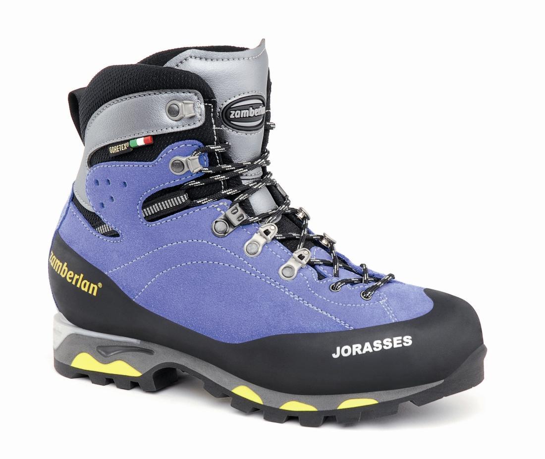Ботинки 2030 JORASSESS GT RR WNSАльпинистские<br><br><br>Цвет: Голубой<br>Размер: 40.5