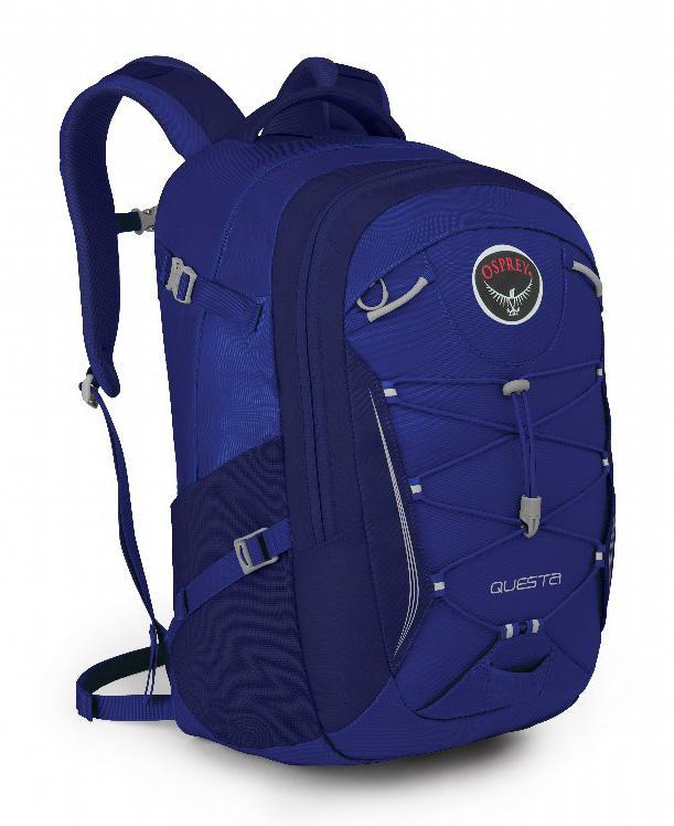 Рюкзак Questa 27Рюкзаки<br><br>Questa 27 - универсальный прочный женский рюкзак высокого качества с множеством функциональных особенностей, превосходной организацией вн...<br><br>Цвет: Темно-синий<br>Размер: 27 л