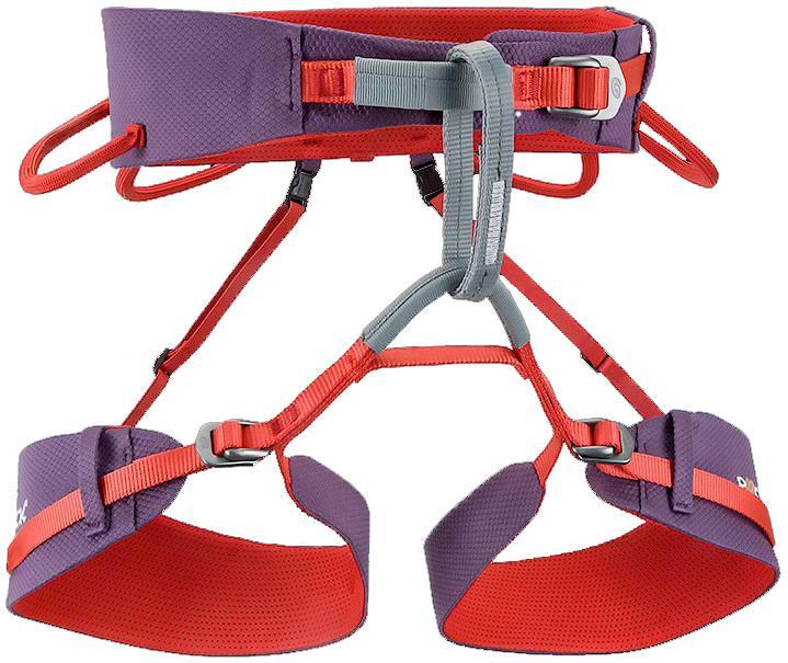 Обвязки спортивные 3B SLIGHT WОбвязки, беседки<br>3B SLIGHT W – это экстремально комфортная обвязка с тремя пряжками, разработанная специально для женщин. Соблюдены пропорции между поясным ремнём и ремнями для ног в соответствии с женской анатомией.<br><br>3 быстрозастёгивающиеся алюминиевые ...<br><br>Цвет: Фиолетовый<br>Размер: L