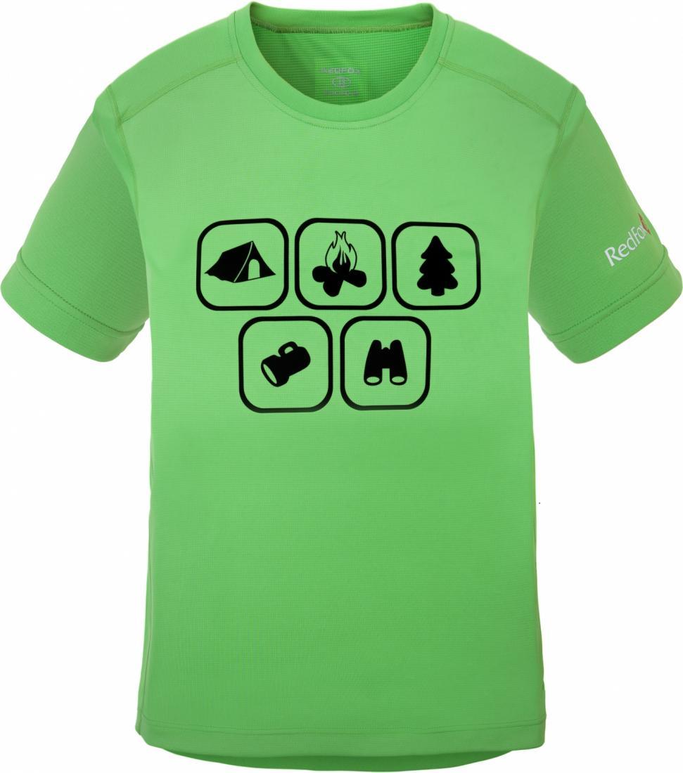 Футболка Symbol TФутболки, поло<br><br><br>Цвет: Зеленый<br>Размер: 48
