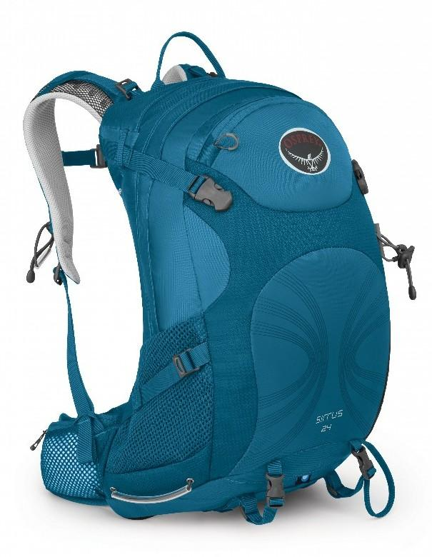 Рюкзак Sirrus 24Рюкзаки<br><br><br>Цвет: Синий<br>Размер: 24 л