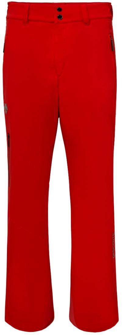 Брюки Roscoe Pant муж.Брюки, штаны<br>Брюки Roscoe – выбор национальных лыжных команд Швеции и Испании. Плотно прилегающие брюки сконструированы таким образом, что помимо внешней привлекательности, они помогают максимизировать производительность катания. <br>Материал Motion 3D, артику...<br><br>Цвет: Черный<br>Размер: 50