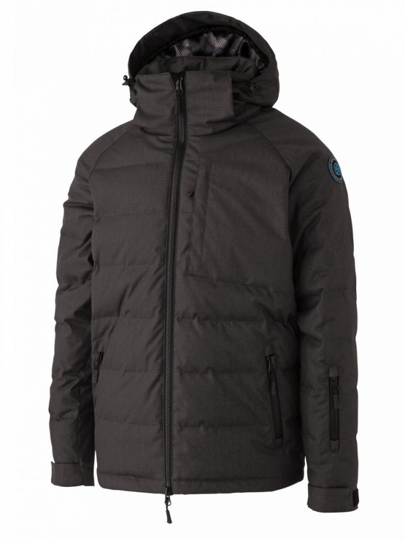Куртка пуховая мужскаяSWZ1009240 KANER 10KКуртки<br><br><br>Цвет: Серый<br>Размер: XL