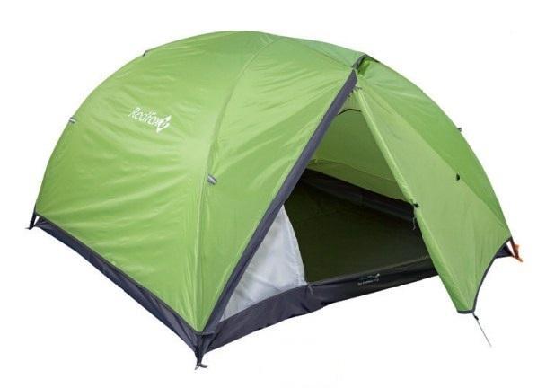 Red Fox Палатка Fox Comfort 3-4 (, 6100/зеленый, , ,) forester набор шампуров больших в блистере 6шт никелированная сталь