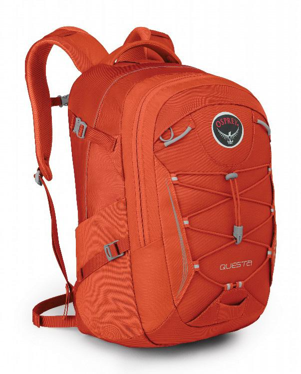 Рюкзак Questa 27Рюкзаки<br><br>Questa 27 - универсальный прочный женский рюкзак высокого качества с множеством функциональных особенностей, превосходной организацией вн...<br><br>Цвет: Оранжевый<br>Размер: 27 л