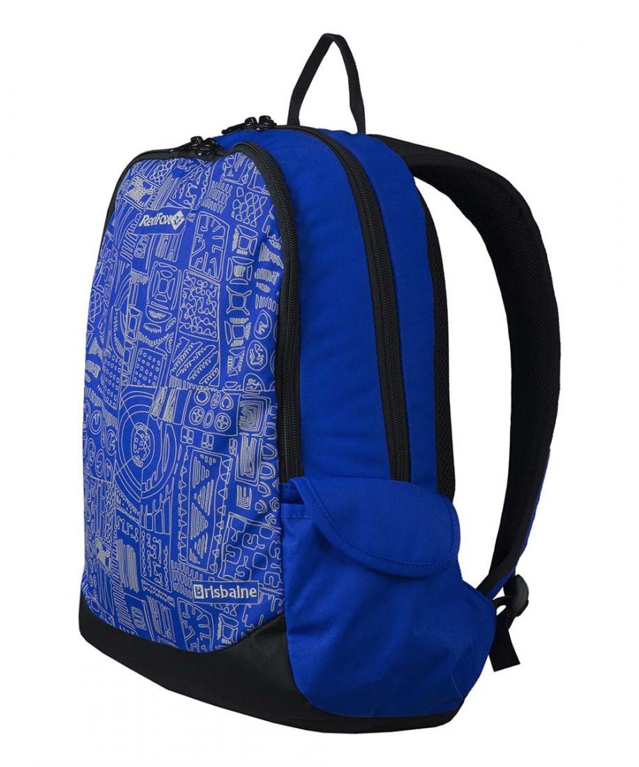 Рюкзак BrisbaneРюкзаки<br><br><br> Рюкзак Brisbane – небольшой городской рюкзак<br><br>Подвесная система Active<br>Смягчающая вставка в дно рюкзака<br>Два боковых об...<br><br>Цвет: Синий<br>Размер: 20 л