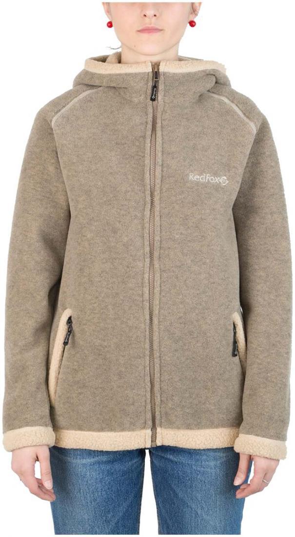 Куртка Cliff II ЖенскаяКуртки<br><br> Модель курток cliff признана одной из самых популярных в коллекции Red Fox среди изделий из материаловPolartec®: универсальна в применении, обладает стильным дизайном, очень теплая.<br><br><br> <br><br><br><br><br>Материал –Polarte...<br><br>Цвет: Белый<br>Размер: 48