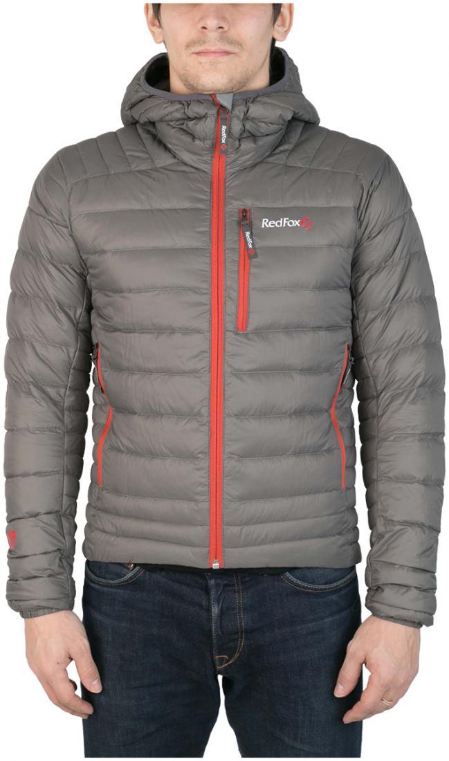 Куртка утепленная Quasar МужскаяКуртки<br><br> Сверхлегкая и компактная куртка, выполнена сприменением композитного утеплителя PrimaLoft® DownBlend Silver, в равной степени рассчитана на исп...<br><br>Цвет: Темно-серый<br>Размер: 52