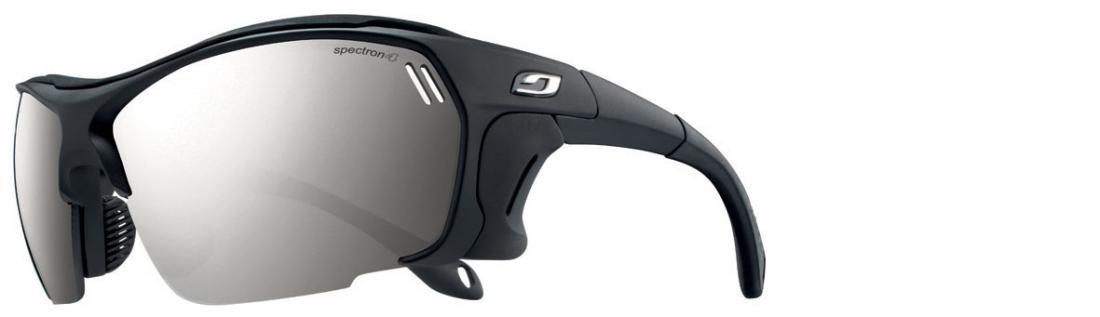 Очки Julbo  Trek 437Очки<br>Эти очки созданы для достижения лучших результатов в экстремальных условиях. Они необычайно лёгкие. Сочетание лучших достижений в области...<br><br>Цвет: Черный<br>Размер: None
