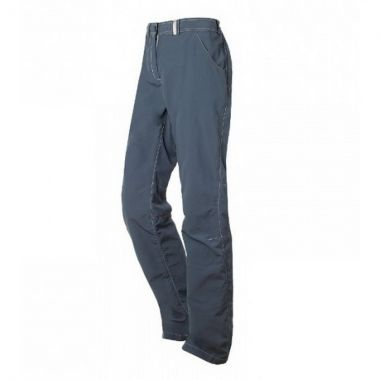 Брюки Trek Queen IIБрюки, штаны<br>Женские летние брюки. <br>Особенности:<br> <br> <br>   <br>    Анатомический крой колена<br>   <br>    2 кармана спереди,<br>   <br>    2 сзади и 1 с клапаном сбоку<br>   <br>    Молния выше колена позволяет легко ...<br><br>Цвет: Синий<br>Размер: 42