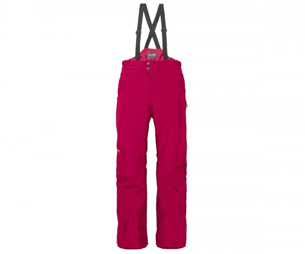 Red Fox Брюки ветрозащитные Vinson Женские (48, 0200/малиновый, , , SS17) куртки red fox куртка active shell