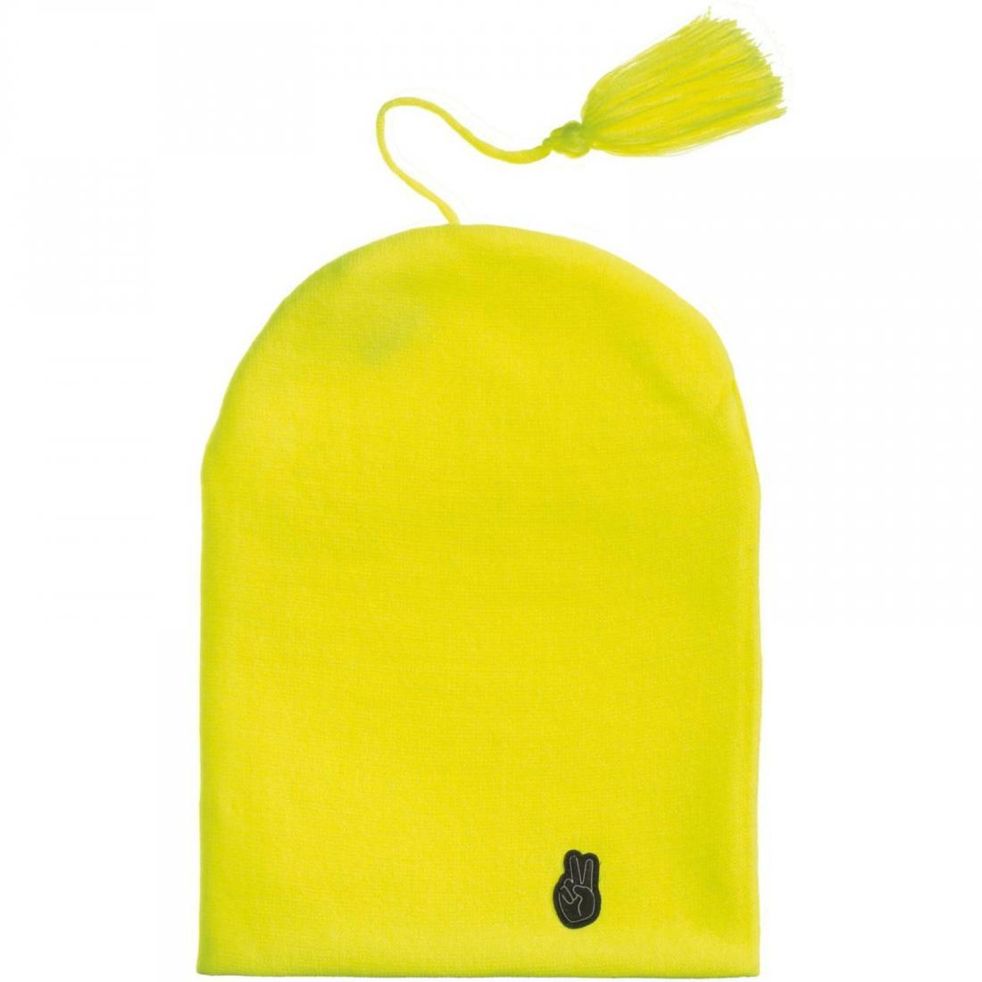 Шапка NisseШапки<br>Состав: 100% Акрил<br><br>Цвет: Желтый<br>Размер: None