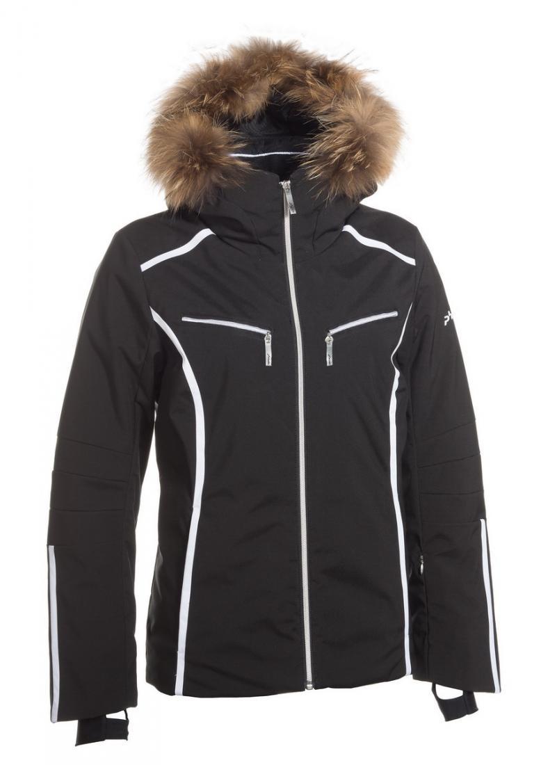 Phenix Куртка ES482OT61 Diamond dust Jacket, женская Черный