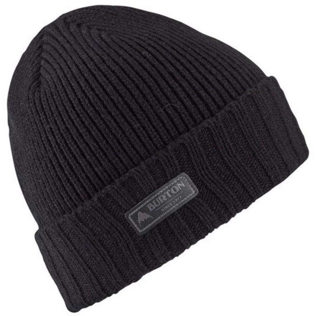 Шапка MNS GRINGO BNIEШапки<br><br> Стильная зимняя шапка Burton Gringo американского бренда Burton - отличный вариант для холодной погоды. Теплая классическая шапка с отворотом прекрасно сочетается с любой верхней одеждой.<br><br><br>Дизайн с отворотом;<br>Облегающий ...