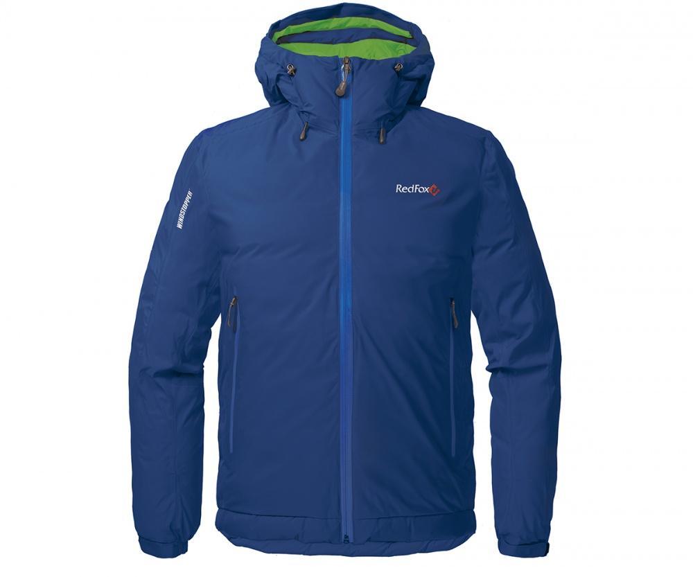 Куртка пуховая Down Shell II МужскаяКуртки<br><br> Благодаря функциональности материала WINDSTOPPER® Active Shell, обладающего высокими теплоизолирующими свойствами, и конструкции, куртка – легк...<br><br>Цвет: Темно-синий<br>Размер: 52