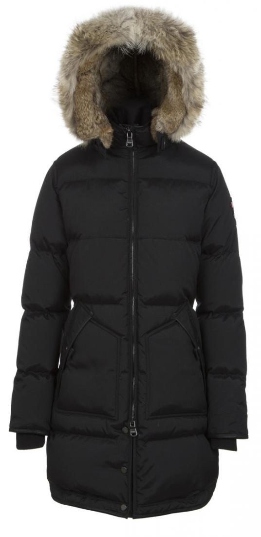 Куртка пуховая женская COUGARКуртки<br><br><br>Цвет: Хаки<br>Размер: XS
