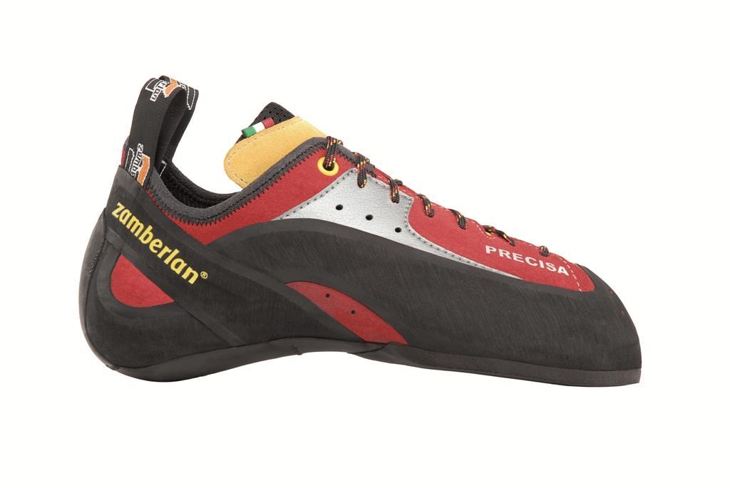 Скальные туфли A82-PRECISAСкальные туфли<br>Высококачественные точные скальные туфли. Специальная обработка замши позволяет сохранить форму колодки. Шнуровка для оптимальной фиксации. Максимальная чувствительность носка для экстремального сцепления. Подошва Vibram® Marchiata.<br> <br> Особен...<br><br>Цвет: Бордовый<br>Размер: 45.5
