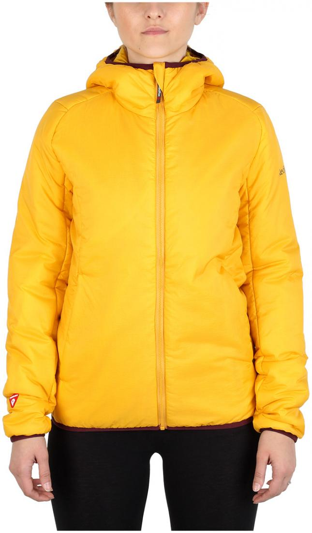 Куртка утепленная Focus ЖенскаяКуртки<br><br> Легкая утепленная куртка. Благодаря использованиювысококачественного утеплителя PrimaLoft ® SilverInsulation, обеспечивает превосходное тепло...<br><br>Цвет: Желтый<br>Размер: 52