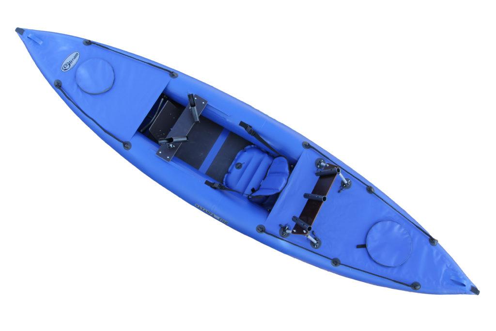 """фото *,Лодка надувная """"Хатанга - Fish"""""""