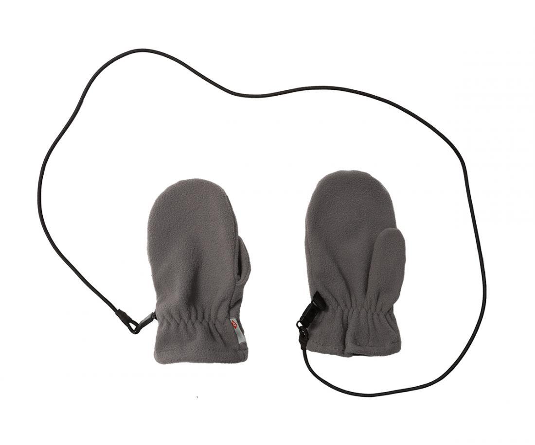 Варежки Lace II ДетскиеВарежки<br>Легкие, удобные варежки из флиса. Предназначены для использования поздней осенью либо теплой зимой. Комфортная резинка в области<br> запястья обеспечивает удобное ношение, имеют отстегивающийся эластичный шнур для защиты от потери.<br><br>Матер...<br><br>Цвет: Темно-серый<br>Размер: L