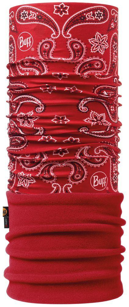 Buff Бандана BUFF POLAR BUFF (One Size, Black/Black, , ,) buff шарф buff polar neckwarmer buff one size solid navy